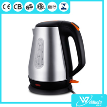 1.8L New design electric water kettle with window on shell CE CB