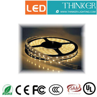 5M 3528 double sided led strip light waterproof ip67