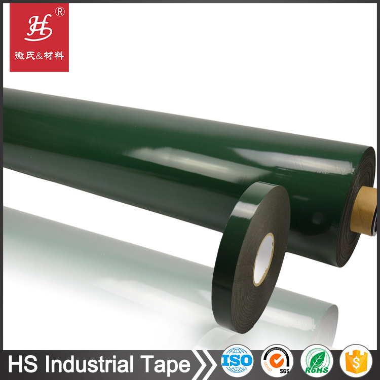 High bonding mounting double sided self adhesive foam tape