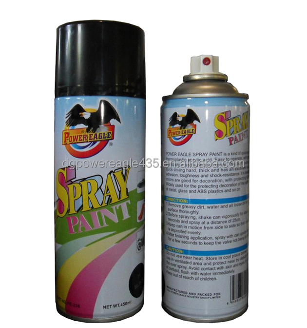 PE Portable Boat Spray Paint