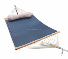 HR Quilted Double Size Bamboo Hammock
