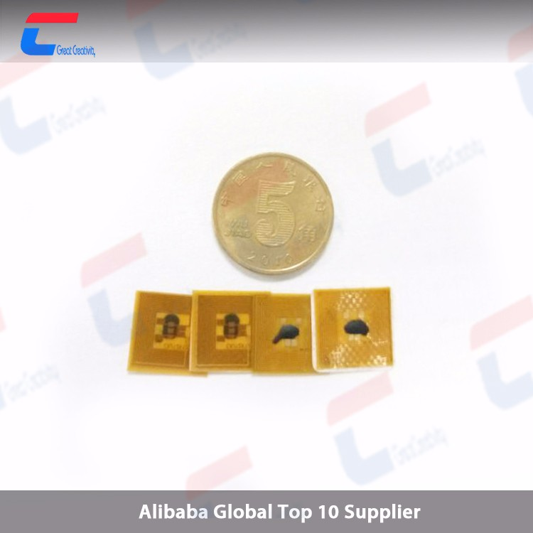 13.56MHz NFC Type 2 Square 5mm Small RFID NFC Micro Tiny Tags