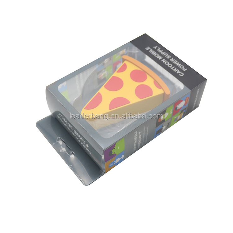 Gadgets 2017 technologies wholesale pizza power banks 2600mah with free sample