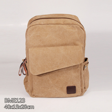 New design wholesale simple style large capacity backpack