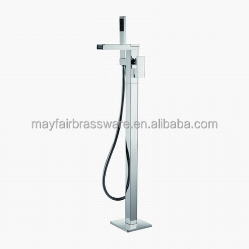 144087 Freestanding Bath Shower Mixer Faucet