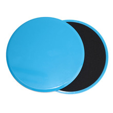 2 x Dual Sided Gliding Discs Core Sliders by Iron Core Fitness | Ultimate Core Trainer | Gym, Home Abdominal & Total Body Workou