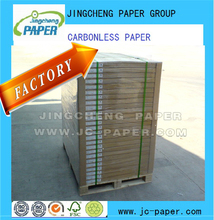 Carbonless NCR printing paper Blue/Black image in sheets
