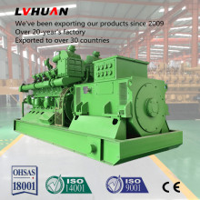 Natural gas/biogas/biomass/ coal gas power generation 5mw power plant