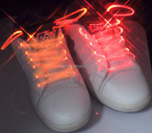 Custom Print Full Color Shoelaces With Logo Plastic led