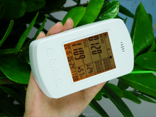 2016 NEW Factory supply household air quality monitor pm2.5 pm10, for indoor VOC and Formaldehyde monitor