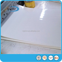 High Quality self adhesive self adhesive mirror coated label sticker paper sticker in sheets or rolls