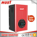 Low Frequency solar panel inverter 2000W 24V for home solar system