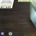 15mm Sapphire Color Matt Finish vertical wire brushed bamboo floor products hot sale 2013