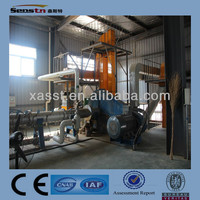 turn-key basis crude vegetable oil refinery plant refining equipment
