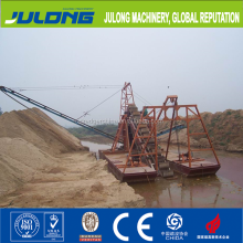 "6""-20"" cutter suction dredger/ jet suction dredger/ bucket chain dredger for sale"