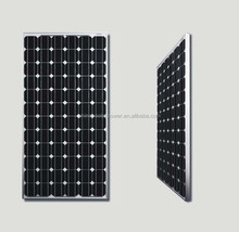 High performance A grade best price solar pv module 100wp