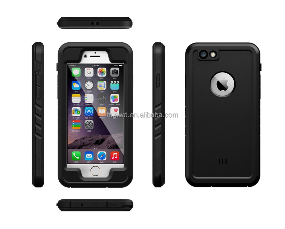 New Waterproof Shockproof Dirtproof Snowproof Cover Case for IPhone 6
