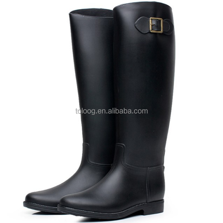 Wholesale Women Waterproof Wellington Wellies Rubber Rain Boots