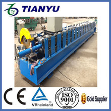 square round water tube hydraulic cold roll forming machines