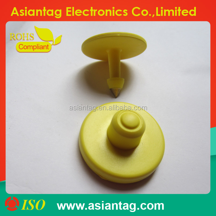 ISO11784/5 TPU RFID Animal Ear Tag for cattle/pig/sheep
