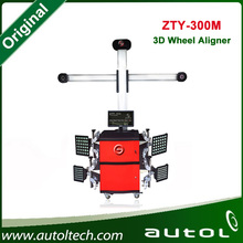 3D Wheel alignment system small target zty-300m wheel balancing and alignment equipment computer zty300m