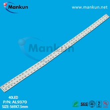 Made in China 3 years warranty 569mm*7.5mm length pcba 5730 led chip linear tube light pcb