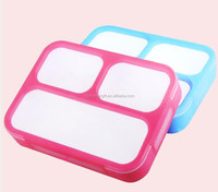 Airtight Portion Control food container with food grade material
