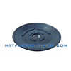 Custom stainless steel threaded rubber suction cups pad