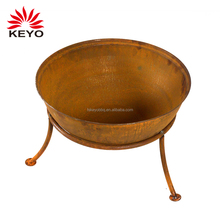 Outdoor Heating Natural Rusted Fire Pit
