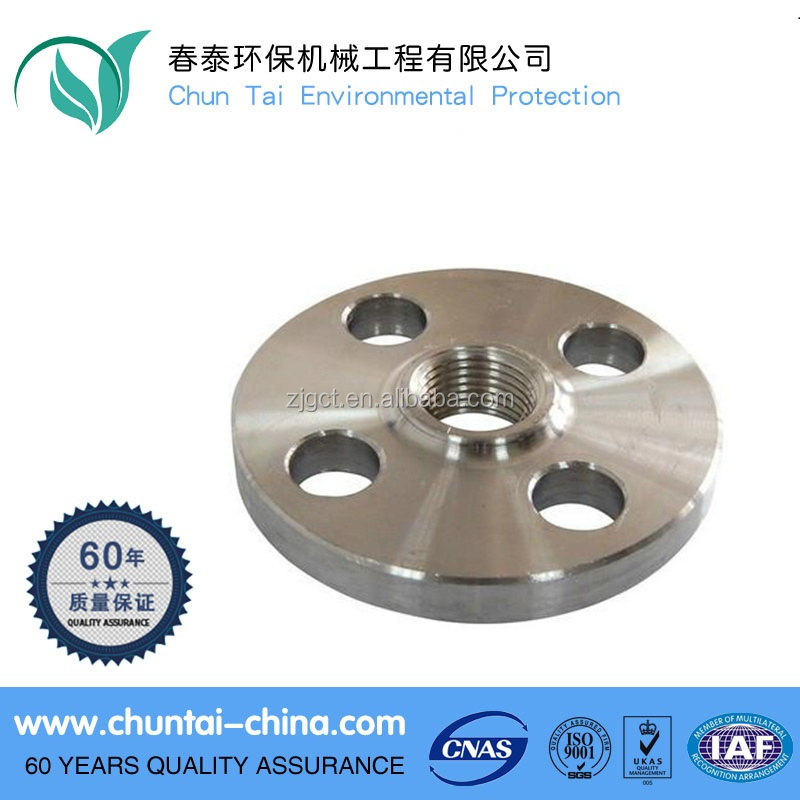 304 316 black floor flange