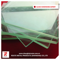 Best price 6mm clear tempered glass for windows,doors,buildings