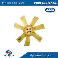 JAC Truck Spare Parts Rear Fan Blade For JAC1025
