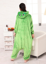 unisex 100% Polyester Animal Pajama Sets, Adult Cartoon Anime Sleepwear, Kigurumi Pajamas onesie jumpsuit Cosplay