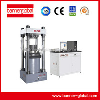 3000kN laboratory test equipment for pressure test /Hydraulic Concrete compression testing machine price