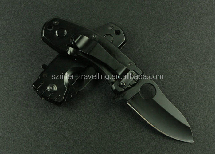 OEM Free sample outdoor camping knives hunting rescue pocket tactical folding knife