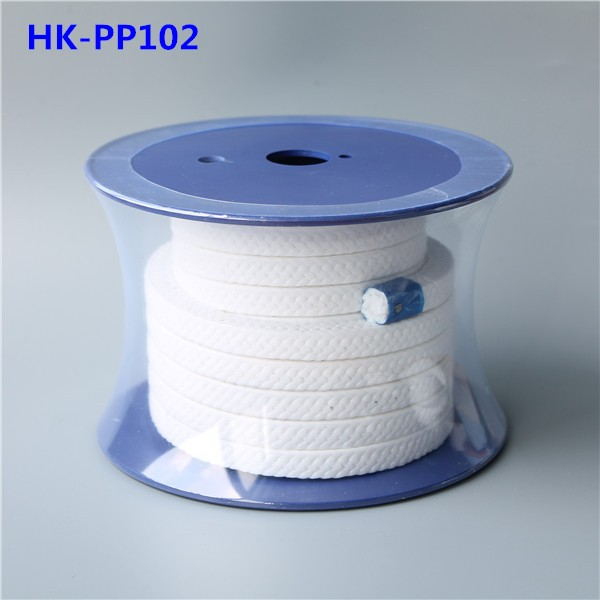 Customized High Quality Braided Expanded PTFE Packing Coconut Oil Packing