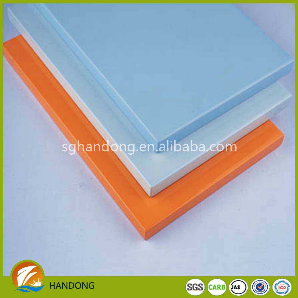 Interior Position and MDF Door Material uv coated high glossy mdf panel