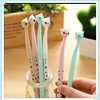 Cute Cartoon Cat Gel Pen Kawaii