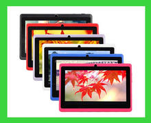 ODM Factory Cheap Price Allwinner A33 Quad Core 7 inch Android 4.4 Tablet PC