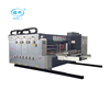 Lead edge Feeding 3 color Printing Slotting Machine
