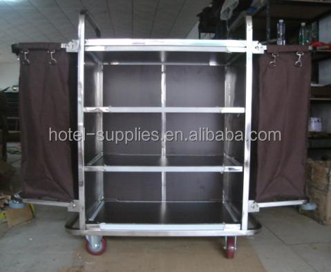 Hotel trolley room service cart buy service cart hotel for Hotel room service cart