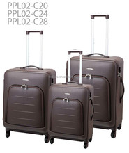 BUBULE PP Luggage set Durable travel luggage High quality trolley case Hot selling trolley bag/