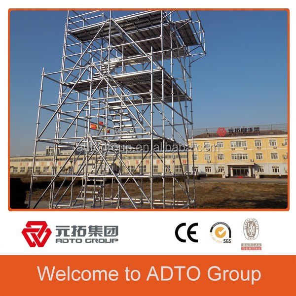 Construction Scaffolding Types : Q used construction materials scaffolding system type