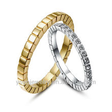 R385 High end Shenzhen 2014 latest wedding ring designs