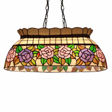 DiverseBig tiffany pendant lamp billiards lamp or snooker lights from tiffany factroy in China