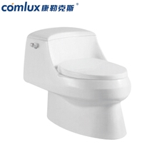 Cheap price ceramic siphon porcelain one-piece bathroom siphon toilet high toilets for elderly