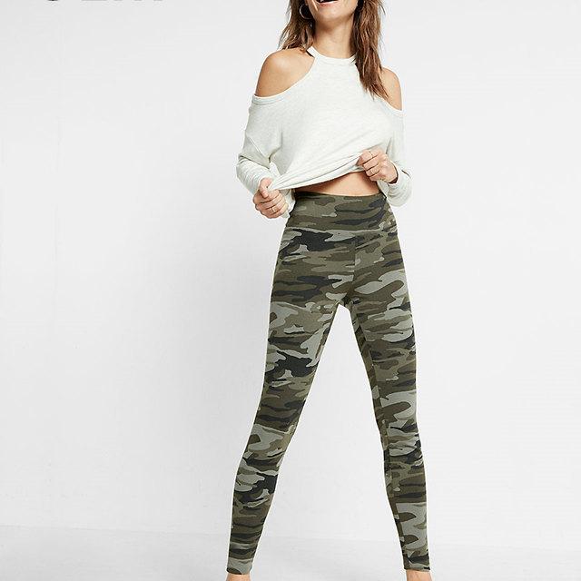 custom made yoga pants wholesale camouflage pants womens leggings