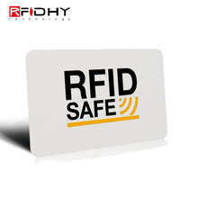 RFID Credit Card Blocker / Signal Block RFID Card / Wallet Using RFID Blocking Card