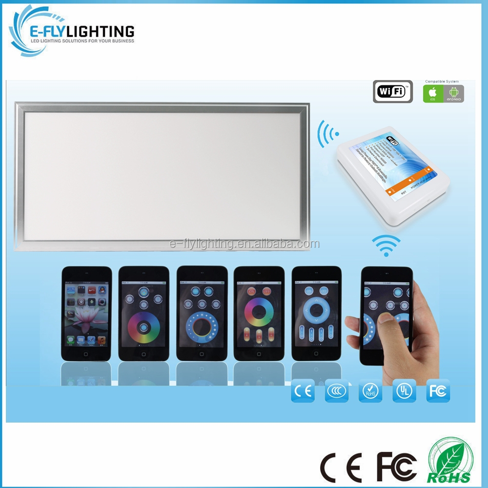 led panel 300*1200 cabochon led rgb wifi light