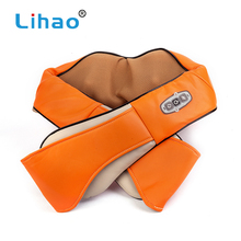 LIHAO China Goods Wholesale New Design Leisure Blood Circulation Neck Massager